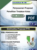Power Point PTK 2012