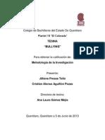 TESINA DE METODOLOGIA DE LA INVESTIGACION BULLYING.docx