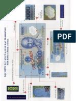 20,000 Vietnamese Dong Banknote Characteristics - BuyVND.com