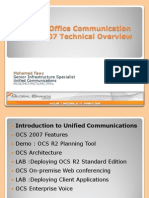 1- Introduction to Unified Communications