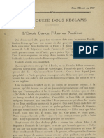 Reclams de Biarn e Gascounhe. - Mes mourt 1927 - N°3 (32e Anade)