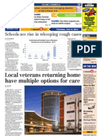 Ann Arbor Journal front page, June 6, 2013