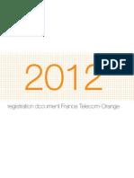2012 Registration Document