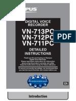 Manual - OlympVN713PC