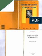 Vattimo-De la filología a la filosofía como crítica de la cultura