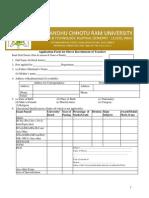 Non-Teaching Application Forms