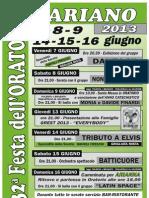 2013.06.07 - Manifesto Festa Oratorio