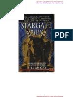 2- Stargate Rebelion en Español