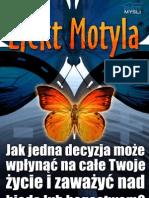 Kamil Cebulski - Efekt Motyla