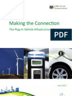 Plug in Vehicle Infrastructure Strategy