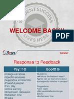 BSILI 2013 Presentation Day 2.0