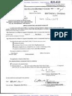 Affidavit concerning the Jason Loera arrest 12MR1019 Sw Affidavit