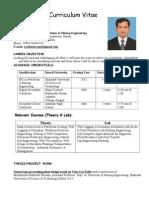 rasel CV