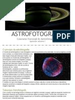 Apostila I-Concurso Nacional de Astrofotografias