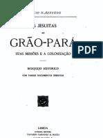 Os Jesuitas no Grão-Pará