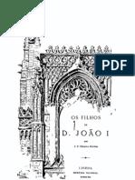 Os filhos de D João I, por Oliveira Martins