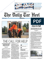 The Daily Tar Heel for June 6, 2013