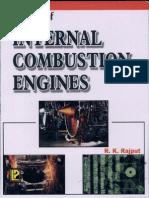 I.C Engines - R.K.rajput