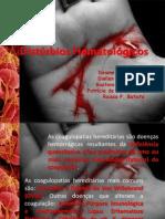 Distúrbios Hematológicos