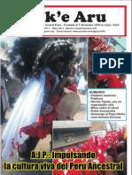 Jak'e Aru - Edición Mayo 2013 AJP Perú