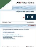 Presentacion Corporativa Allied Telesis SSA 2012