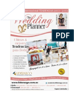 Certificacion Internacional Wedding Planner