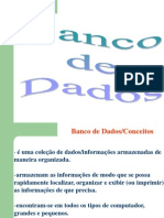 Proje to Banco Dad Os Access