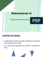 Estructuras II Momento de Inercia 1