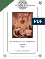 I Visperas del Sagrado Corazón de Jesús. Solemnidad. Novus Ordo.