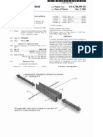 Tunable variable bandpass optical filter (US patent 6700690)