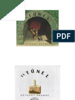 El túnel- Anthony Browne