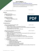jasonmiddleton resume