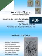 Tendinitis Bic i Pital