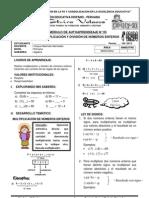 NUMEROS ENTEROS-4to-2