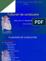 EKG Tulburarile de Conducere