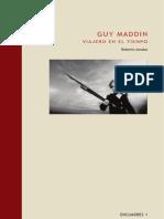 Guy Maddin Viajero en El Tiempo - Roberto Amaba - Encuadres 1