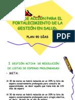 PLAN DE ACCIÓN PARA EL FORTALECIMIENTO DE LA