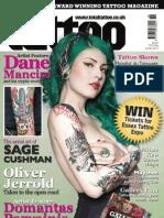 Total Tattoo Magazine June 2013
