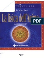La Fisica Dell Anima Fabio Marchesi