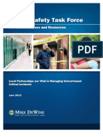School Safety Task Force Report