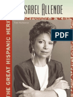 Biography of Isabel Allende english