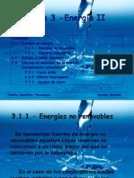 Tema 3.- Energía II
