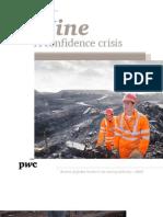 Pwc Mine a Confidence Crisis