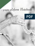 Japa Reform Notebook