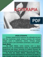 Argiloterapia Power Point 2013