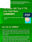 VNMAP Power Point for Donors in Vietnamese v2