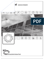 Energy From the Sun Student Guide Spanish