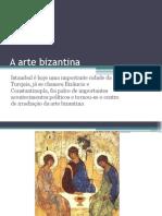 A Arte Bizantina