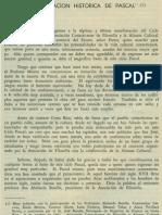 Significacion Historica de Pascal