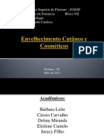 Envelhecimento Cutâneo e Cosméticos.pptx